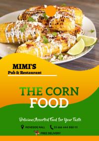 Corn Food 22 A2 template