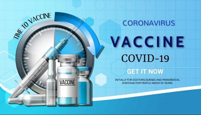 corona virus, Corona awareness ,corona vaccin En-tête de blog template