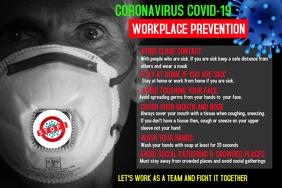 Coronavirus, Covid-19 workplace measures