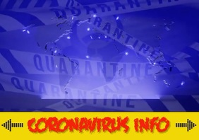 Coronavirus A3 VIDEO BKGR