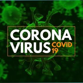 Coronavirus covid 19 basic video square post
