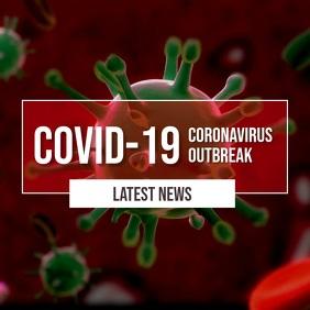 Coronavirus Covid-19 Latest News Post