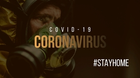 Coronavirus Covid-19 Youtube Thumbnail
