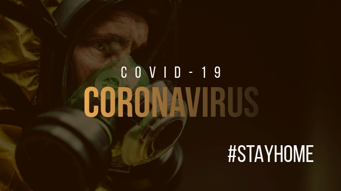 Coronavirus Covid-19 Youtube Thumbnail