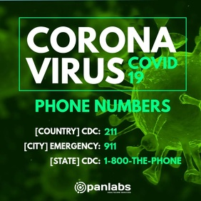 Coronavirus CovId important Contact Numbers