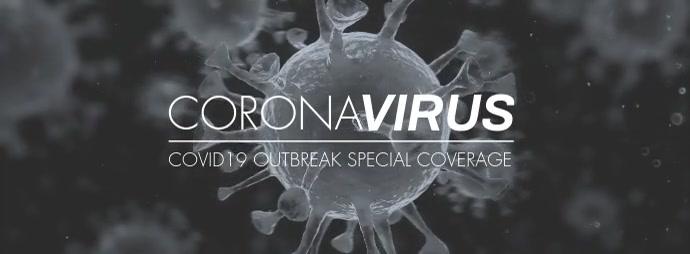 Coronavirus Covid19 fb cover special coverage รูปภาพหน้าปก Facebook template
