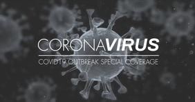 Coronavirus Covid19 fb cover special coverage