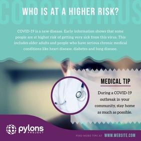 Coronavirus Facts Awareness Campaign Video