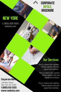Corpate Bifold Brochure