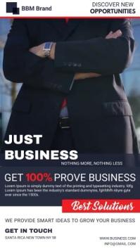 Corporate Business Advertisement Digital Display Video
