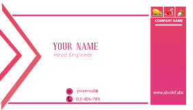 corporate business card design template,small business cards Wizytówka