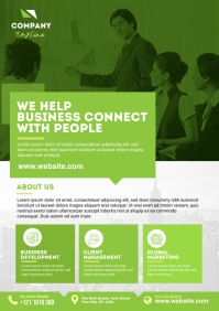 Corporate Business Flyer A4 template