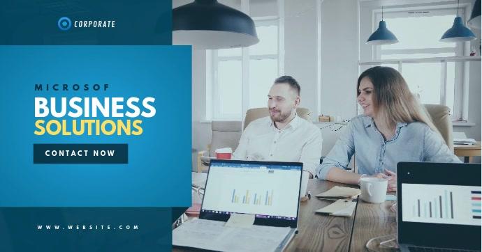 Corporate Business Video Template