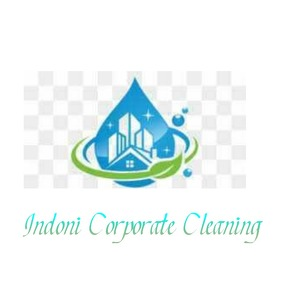 Corporate Cleaning logo template