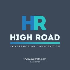 Corporate Company logo design template