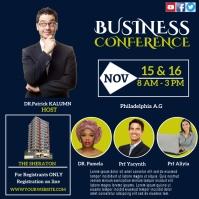 corporate conference business fler Instagram Plasing template