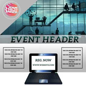 CORPORATE EVENT AD TEMPLATE