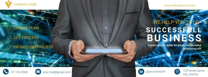 Corporate Facebook Cover Template Facebook-coverfoto