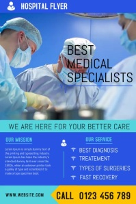 corporate flyer template,hospital flyer template,poster