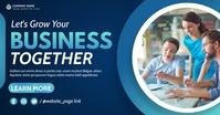 corporate professional services facebook adve Facebook-annonce template
