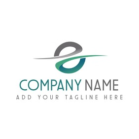 corporate professional services logo template