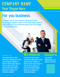 Corporate.Business Flyer Template Design