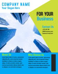 Corporate.Business Flyer Templete Desigt