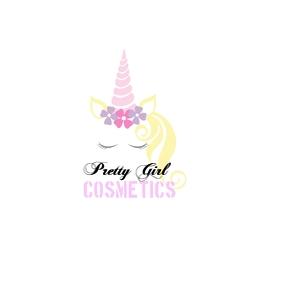 cosmetics beauty makeup line logo Logotipo template