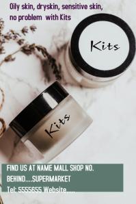 Cosmetics template