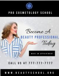 Cosmetology School Ad