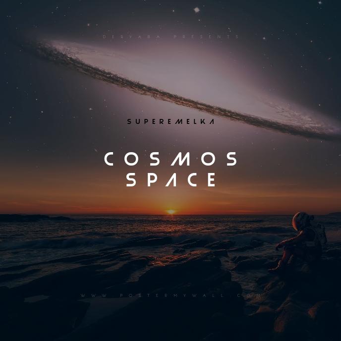 Cosmos Space Mixtape Cover