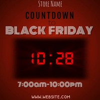 Countdown to Black Friday Video
