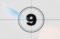 countdown video โปสเตอร์ template