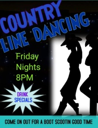COUNTRY BAR COUNTRY LINE DANCEING BAR EVENT