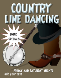COUNTRY LINE DANCING COUNTRY MUSIC BAR