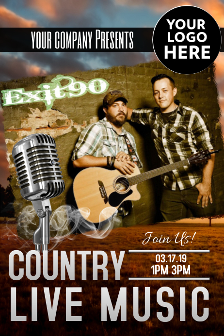 Country Live Music