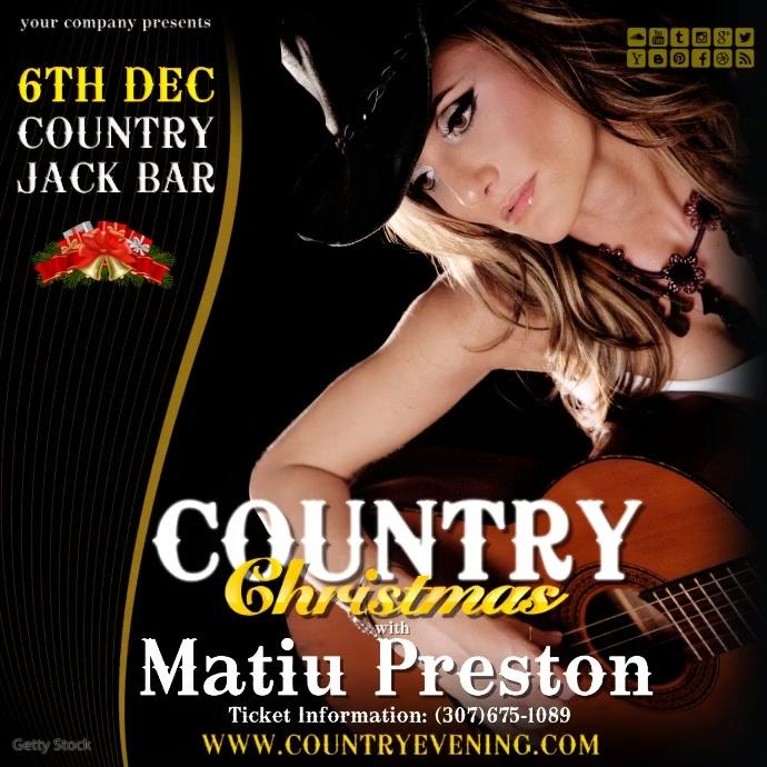 country music christmas4