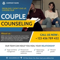 couple counseling video advertising Iphosti le-Instagram template