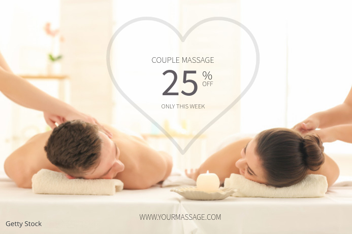 couple massage sale valentines day offer