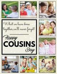 Cousins Day, Happy Cousins' Day