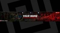 couverture youtube by belkacem designer template
