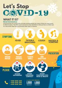 COVID-19 Awareness Flyer