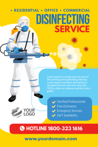 Covid-19 Disinfecting Service