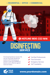 Covid-19 Disinfection Cleaning Service