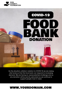 Covid-19 Food Bank Donation