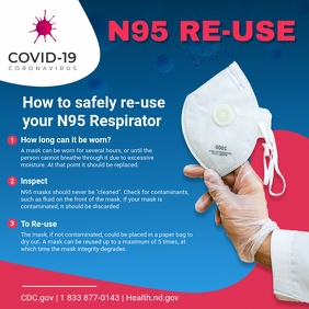 Covid-19 Mask Use Guidelines Ad