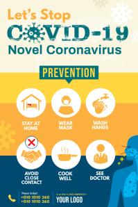 COVID-19 Prevention Poster