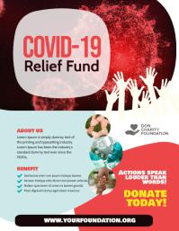 Covid-19 Relief Fund Donation