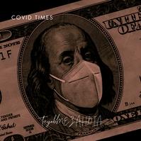 Covid Dollar Mask Mixtape Cover Music 专辑封面 template