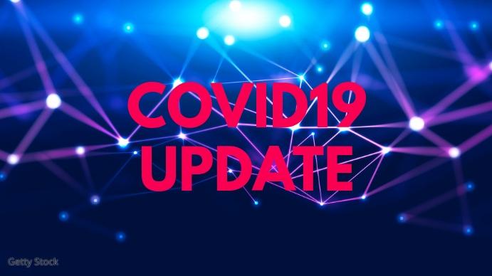 Covid19 corona Update News Info Banner Header